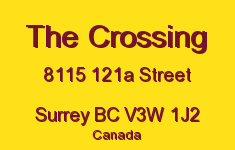 The Crossing 8115 121A V3W 1J2