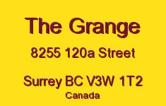The Grange 8255 120A V3W 1T2