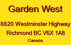 Garden West 8820 WESTMINSTER V6X 1A8