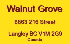 Walnut Grove 8863 216 V1M 2G9