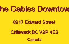 The Gables Downtown 8917 EDWARD V2P 4E2