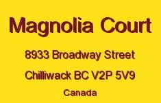 Magnolia Court 8933 BROADWAY V2P 5V9