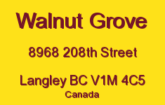 Walnut Grove 8968 208TH V1M 4C5