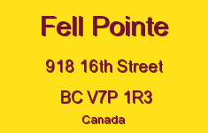 Fell Pointe 918 16TH V7P 1R3