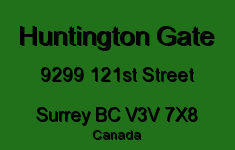 Huntington Gate 9299 121ST V3V 7X8