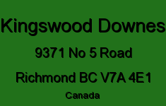 Kingswood Downes 9371 NO 5 V7A 4E1
