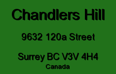 Chandlers Hill 9632 120A V3V 4H4