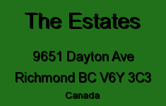 The Estates 9651 DAYTON V6Y 3C3