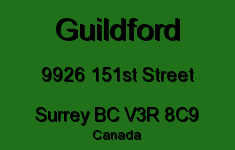 Guildford 9926 151ST V3R 8C9