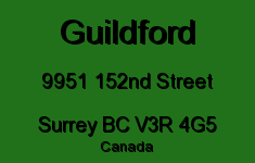 Guildford 9951 152ND V3R 4G5