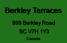 Berkley Terraces 999 BERKLEY V7H 1Y3