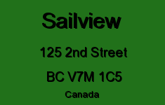 Sailview 125 2ND V7M 1C5