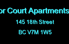 Tudor Court Apartments Ltd. 145 18TH V7M 1W5