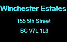 Winchester Estates 155 5TH V7L 1L3