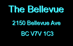 The Bellevue 2150 BELLEVUE V7V 1C3
