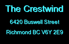 The Crestwind 6420 BUSWELL V6Y 2E9