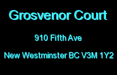 Grosvenor Court 910 Fifth V3M 1Y2