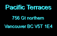 Pacific Terraces 756 GT NORTHERN V5T 1E4
