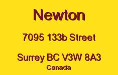 Newton 7095 133B V3W 8A3