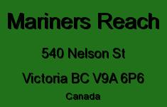 Mariners Reach 540 Nelson V9A 5E1