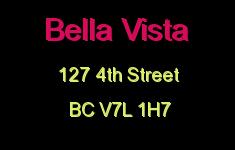 Bella Vista 127 4TH V7L 1H7