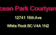 Ocean Park Courtyards 12741 16TH V4A 1N2