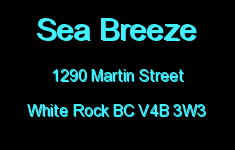 Sea Breeze 1290 MARTIN V4B 3W3