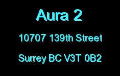 Aura 2 10707 139TH V3T 0B2