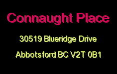 Connaught Place 30519 BLUERIDGE V2T 0B1