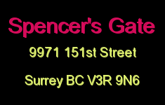 Spencer's Gate 9971 151ST V3R 9N6