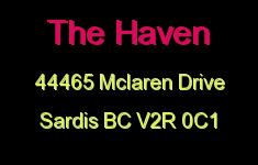 The Haven 44465 MCLAREN V2R 0C1