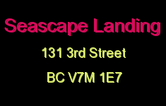 Seascape Landing 131 3RD V7M 1E7