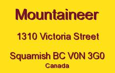 Mountaineer 1310 VICTORIA V8B 0C3