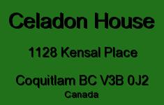 Celadon House 1128 KENSAL V3B 0J2