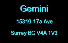 Gemini 15310 17A V4A 1V3