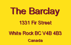 The Barclay 1331 FIR V4B 4B3