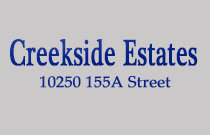 Creekside Estates 10250 155A V3R 4K5
