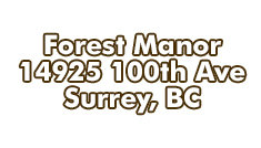 Forest Manor 14925 100TH V3R 1J6