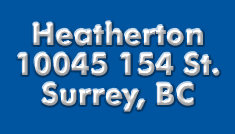 Heatherton 10045 154TH V3R 4J5