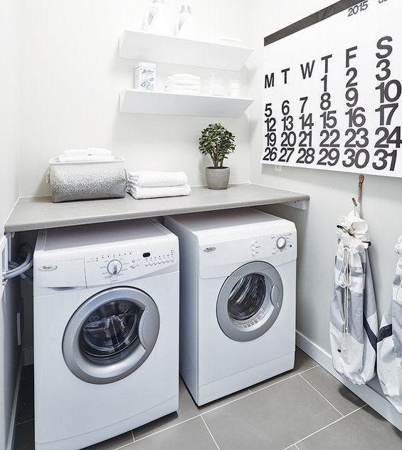 3748 Thurston Street, Burnaby, BC Laundry Room!