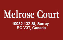 Melrose Court 10082 132ND V3T 5V3
