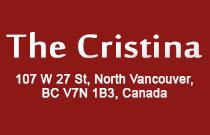 The Christina 107 27TH V7N 4G5