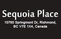 Sequoia Place 10760 SPRINGMONT V7E 1W1