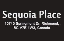 Sequoia Place 10740 SPRINGMONT V7E 1W1