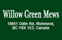 Willow Green Mews 10651 ODLIN V6X 1E3