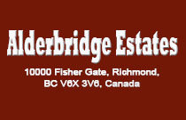 Alderbridge Estates 10000 FISHER V6X 3W8