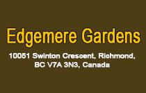 Edgemere Gardens 10051 SWINTON V7A 3S9