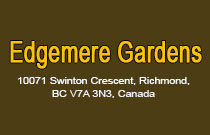 Edgemere Gardens 10071 SWINTON V7A 3S9
