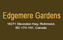 Edgemere Gardens 10271 STEVESTON V7A 1N2