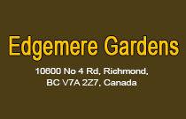 Edgemere Gardens 10600 NO 4 V7A 2Z7